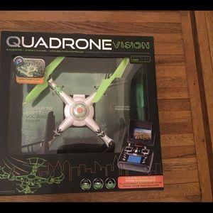 BNIB Quadrone Vision drone